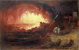 John Martin - Sodom & Gomorrah