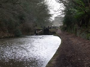 Tyrley Bottom Lock