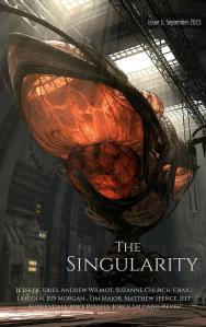 The Singularity - Issue 1.